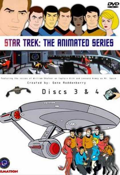 TV Series - Start Trek The Animated Series
