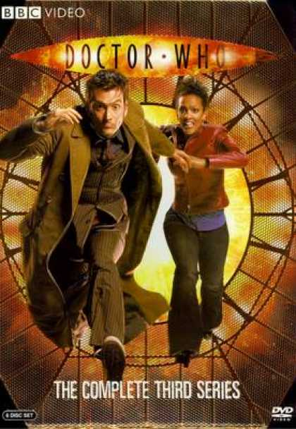 TV Series - Doctor Who - Third Series