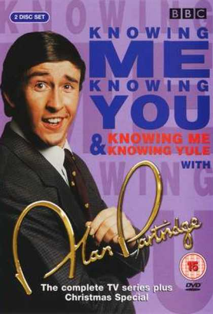 TV Series - Alan Partridge - Knowing Me Knowing You FS R
