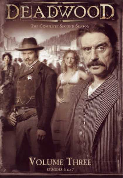 TV Series - Deadwood Ep 5-7