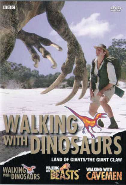 TV Series - Walking With Dinosaurs - 5 (1999/2001/