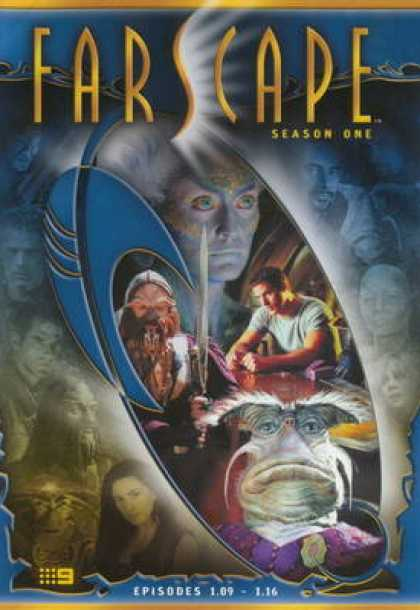 TV Series - Farscape - 4 Australian