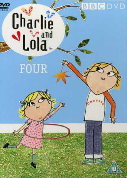 TV Series - Charlie And Lola - Four
