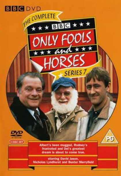 TV Series - Only Fools And Horses - UK