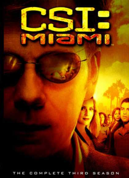 TV Series - CSI Miami