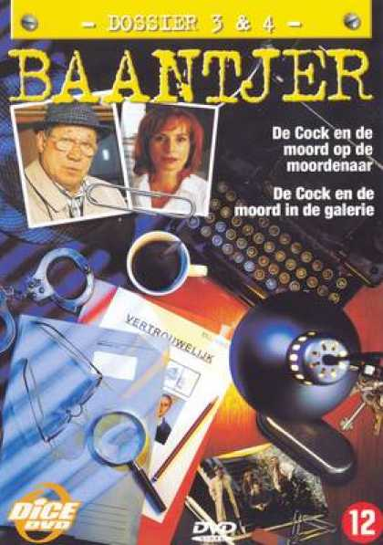 TV Series - Baantjer Dossier