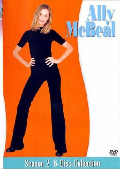TV Series - Ally McBeal Deutsh