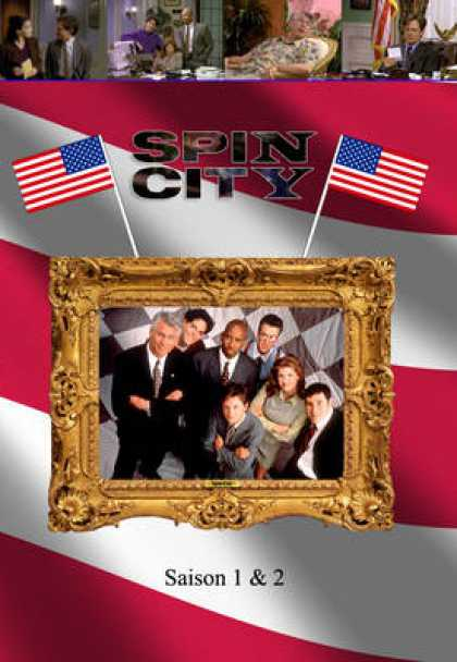 TV Series - Spin City -3