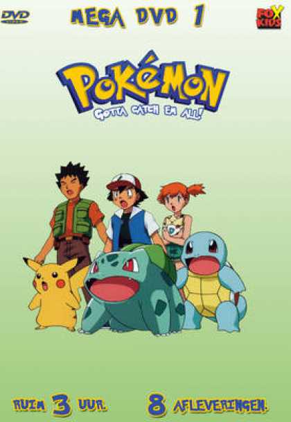 TV Series - Pokemon Dvd
