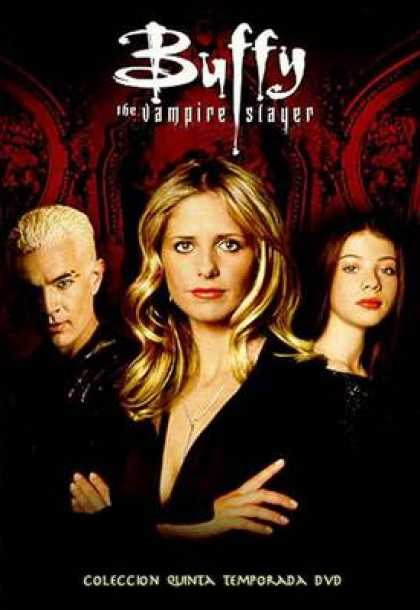 TV Series - Buffy The Vampire Slayer Spanish