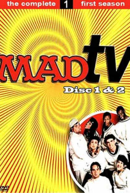 TV Series - Mad TV Discs 1 And