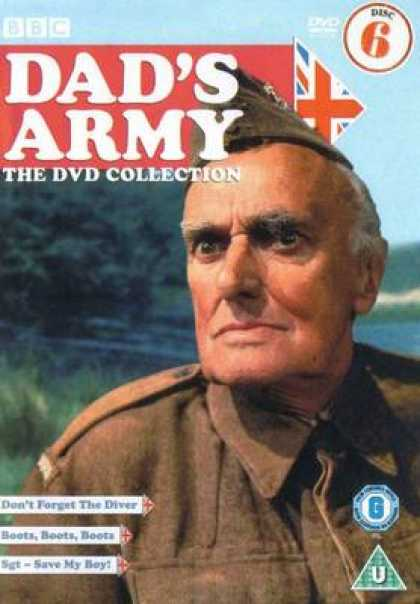 TV Series - Dads Army Box