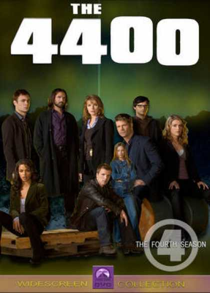 TV Series - The 4400 The Complete 4th Series