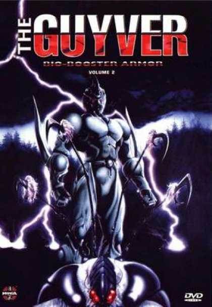 TV Series - The Guyver Bio Booster Armor