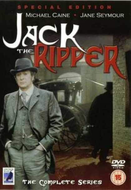 TV Series - Jack The Ripper Complete Series