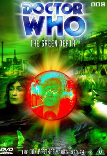 TV Series - Doctor Who - The Green Death