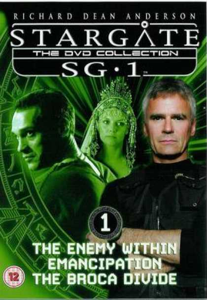 TV Series - Stargate Sg 1 The Dvd Collection Uk