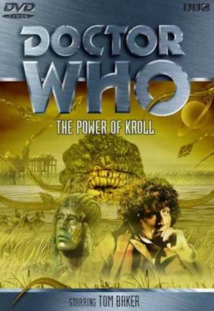 TV Series - Doctor Who The Power Of Kroll
