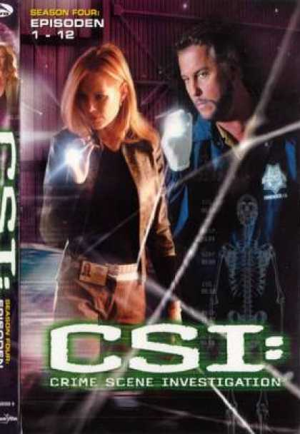 TV Series - CSI: Crime Scene Investigation - 4 - E