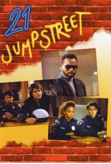 TV Series - 21 Jump Street Discs 3 And