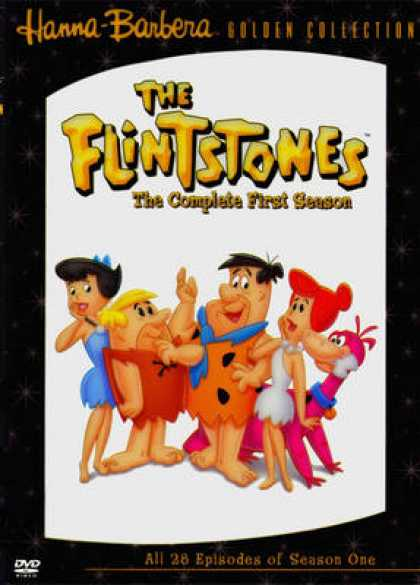 TV Series - The Flintstones