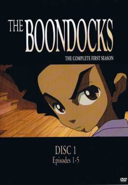 TV Series - The Boondocks