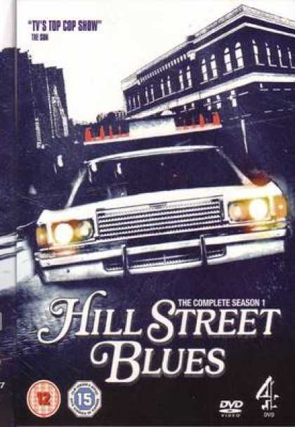 TV Series - Hill Street Blues