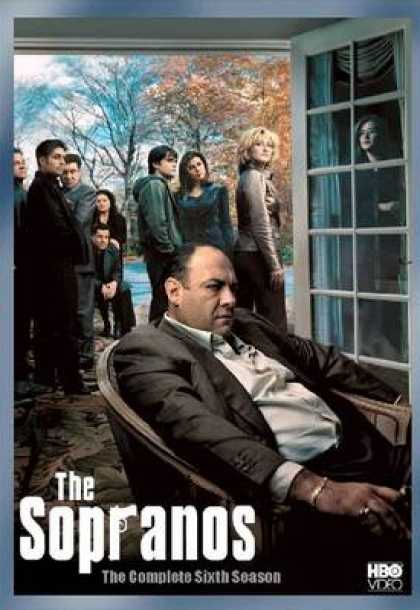 TV Series - The Sopranos: - Part