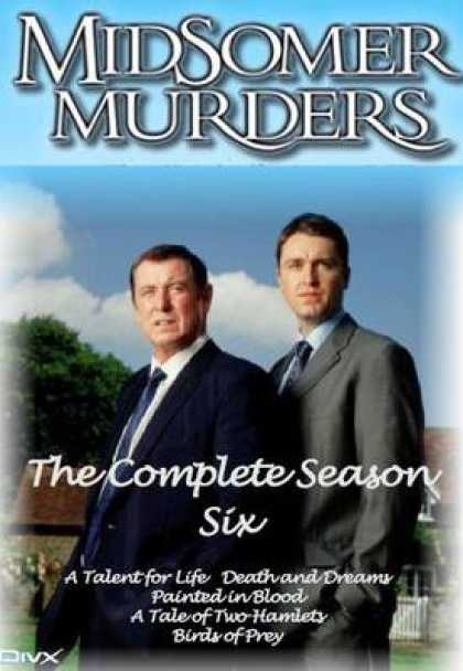 TV Series - MidSomer Murders
