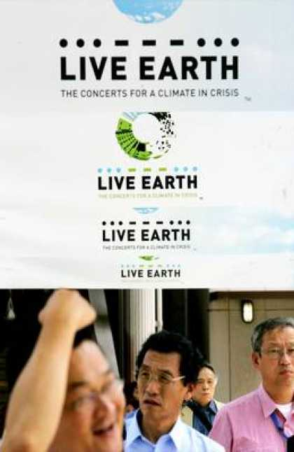 TV Series - Live Earth 2007 R0