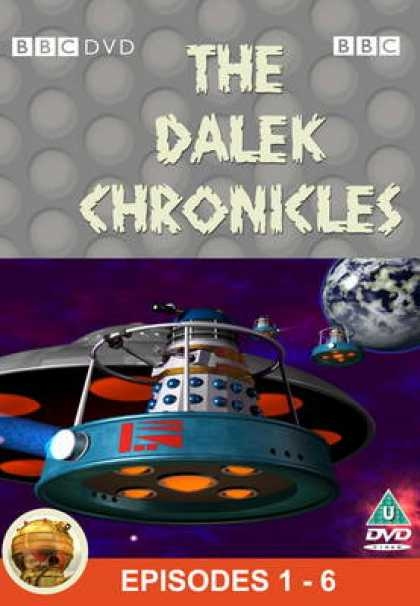 TV Series - Doctor Who - The Dalek Chronicles