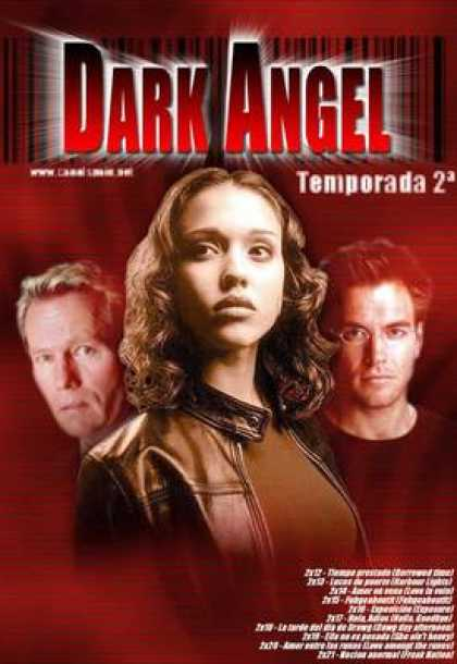TV Series - Dark Angel Spanish