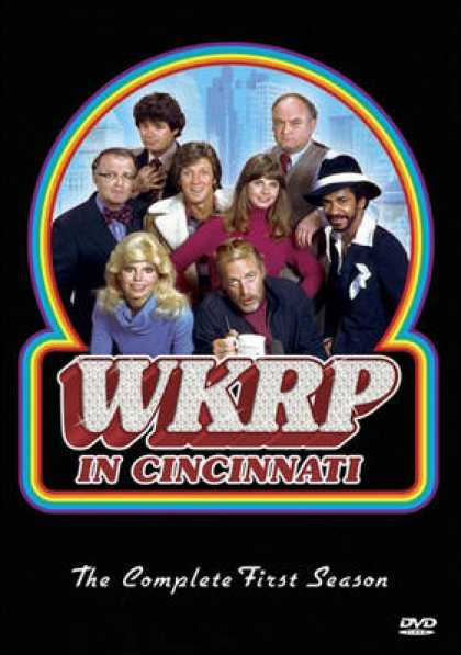 TV Series - WKRP In Cincinnati