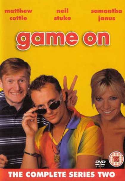 TV Series - Game On