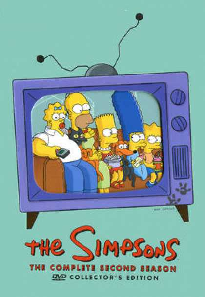 TV Series - The Simpsons 2 CE