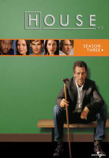 TV Series - House MD