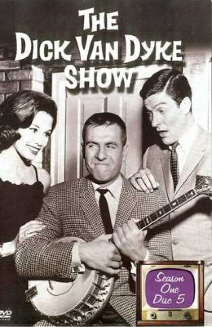 TV Series - The Dick Van Dyke Show