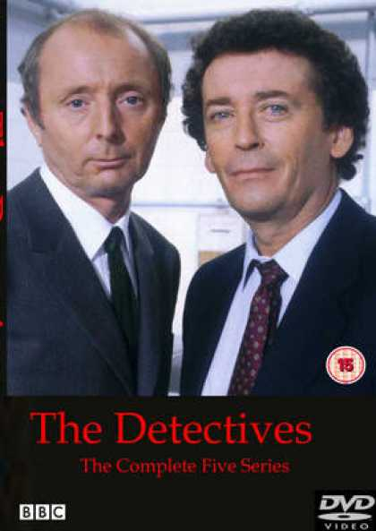 TV Series - The Detectives Complete Five Series