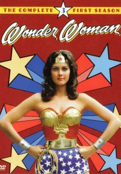 TV Series - Wonder Woman