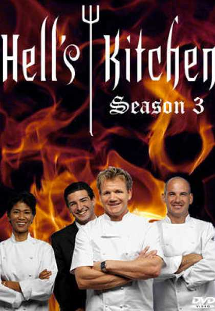 TV Series - Hells Kitchen