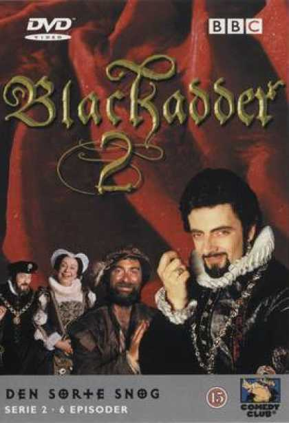 TV Series - The Black Adder 2 DANISH