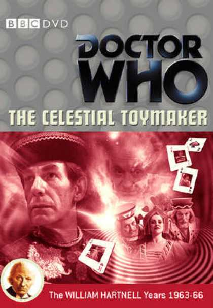 TV Series - Doctor Who - The Celestial Toymaker