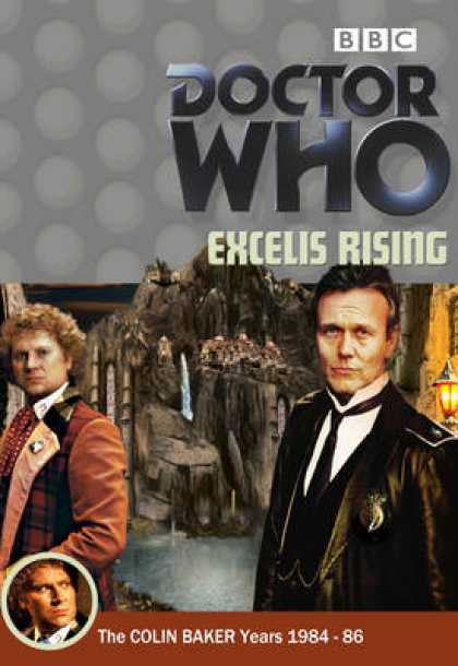 TV Series - Doctor Who - Excelis Rising