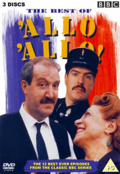 TV Series - Allo Allo The Best Of (3dvd set)