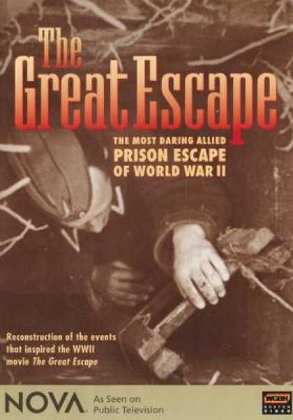 TV Series - The Great Escape By Nova