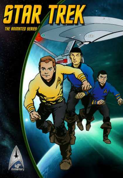 TV Series - Star Trek The Animated 40th Aniversary Series