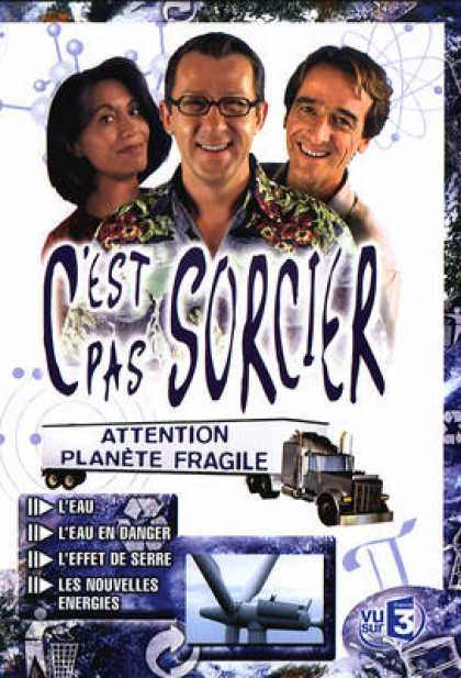 TV Series - C'Est Pas Sorcier - Attention Planete Fragile