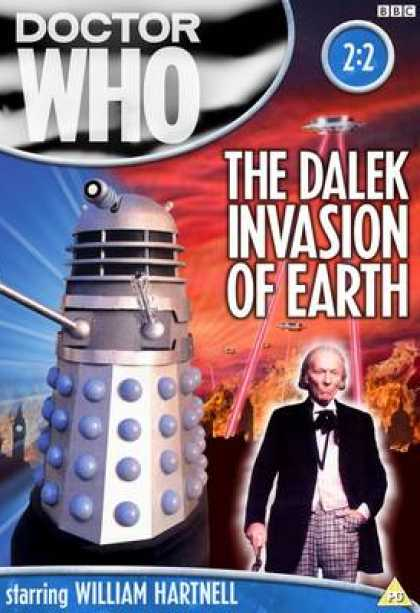 TV Series - Doctor Who - The Dalek Invasion Of Earth /4