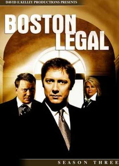 TV Series - Boston Legal: BOX R0