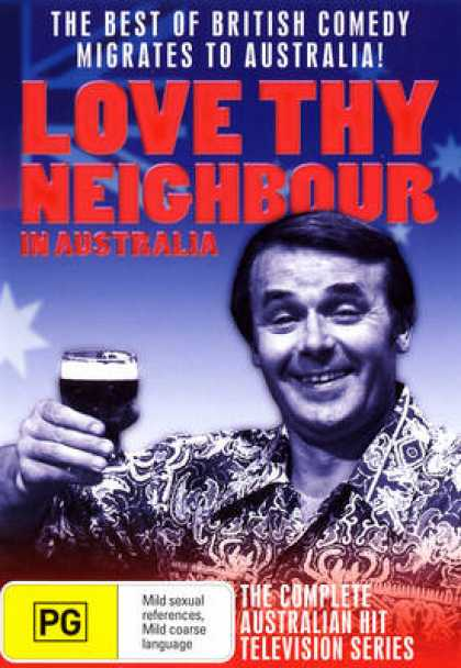 TV Series - Love Thy Neighbour In Australia